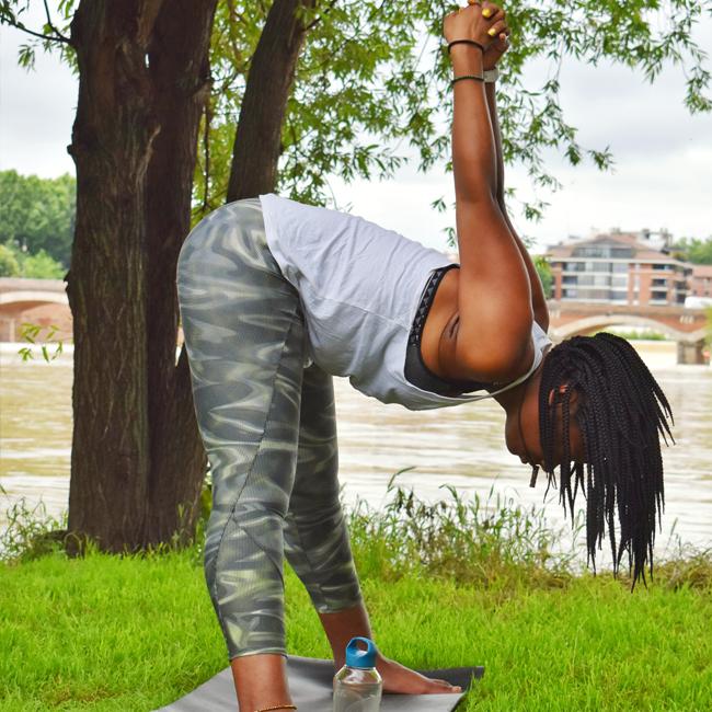 Yoga6 - Bleue Rachel